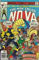 Nova (1976 1st Series) #14