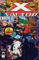 X-Factor (1986 1st Series) #072