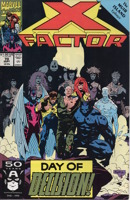 X-Factor (1986 1st Series) #070