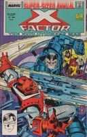 X-Factor (1986-1998 1st Series) Annual #003