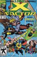 X-Factor (1986 1st Series) #077