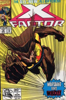 X-Factor (1986 1st Series) #076