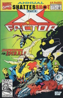 X-Factor (1986-1998 1st Series) Annual #007