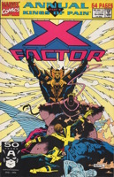 X-Factor (1986-1998 1st Series) Annual #006