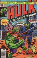 Incredible Hulk (1962-1999 1st Series) #205
