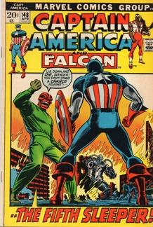 Captain America (1968 1st Series) #148