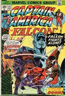 Captain America (1968 1st Series) #177