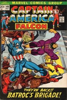 Captain America (1968 1st Series) #149