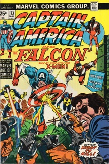 Captain America (1968 1st Series) #173