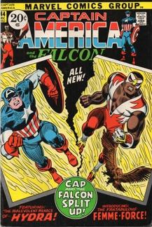 Captain America (1968 1st Series) #144