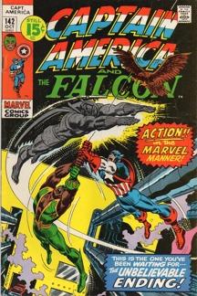Captain America (1968 1st Series) #142