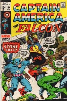 Captain America (1968 1st Series) #134