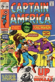 Captain America (1968 1st Series) #130