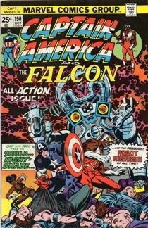 Captain America (1968 1st Series) #190