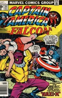 Captain America (1968 1st Series) #211