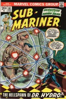 Sub-Mariner (1968 1st Series) #61