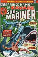 Sub-Mariner (1968 1st Series) #66