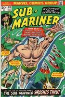 Sub-Mariner (1968 1st Series) #63