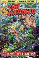 Sub-Mariner (1968 1st Series) #62