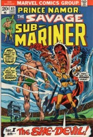 Sub-Mariner (1968 1st Series) #65