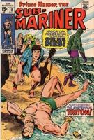 Sub-Mariner (1968 1st Series) #18