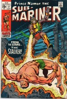 Sub-Mariner (1968 1st Series) #17