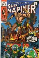 Sub-Mariner (1968 1st Series) #21