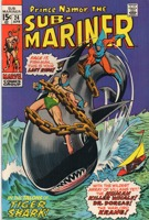 Sub-Mariner (1968 1st Series) #24