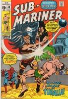 Sub-Mariner (1968 1st Series) #40