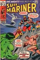 Sub-Mariner (1968 1st Series) #35