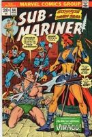 Sub-Mariner (1968 1st Series) #64