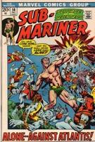 Sub-Mariner (1968 1st Series) #56