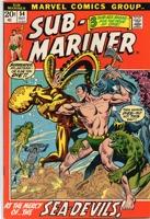 Sub-Mariner (1968 1st Series) #54