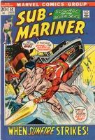 Sub-Mariner (1968 1st Series) #52