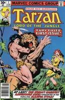 Tarzan (1977 Marvel) #01