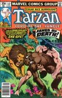 Tarzan (1977 Marvel) #12