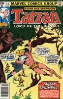 Tarzan (1977 Marvel) #11
