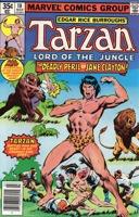 Tarzan (1977 Marvel) #10