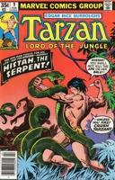 Tarzan (1977 Marvel) #09