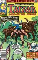 Tarzan (1977 Marvel) #08
