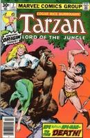 Tarzan (1977 Marvel) #02