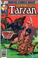 Tarzan (1977 Marvel) #04