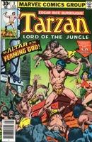 Tarzan (1977 Marvel) #03