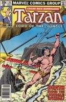 Tarzan (1977 Marvel) #16