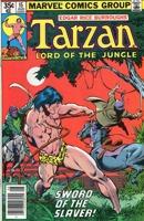 Tarzan (1977 Marvel) #15