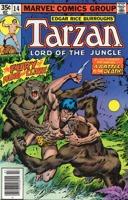 Tarzan (1977 Marvel) #14