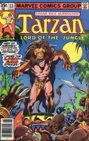 Tarzan (1977 Marvel) #13