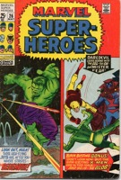 Marvel Super Heroes (1967 1st Series) #26