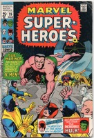 Marvel Super Heroes (1967 1st Series) #25