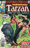 Tarzan (1977 Marvel) #06